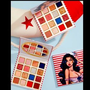 KYLIE COSMETICS SAILOR PRESSED POWDER PALETTE